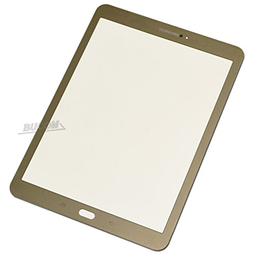 """Display Front Scheibe Glas für Samsung Galaxy Tab S2 9.7\"""" WiFi SM-T810 T815 Touch Screen Bronze Braun"""