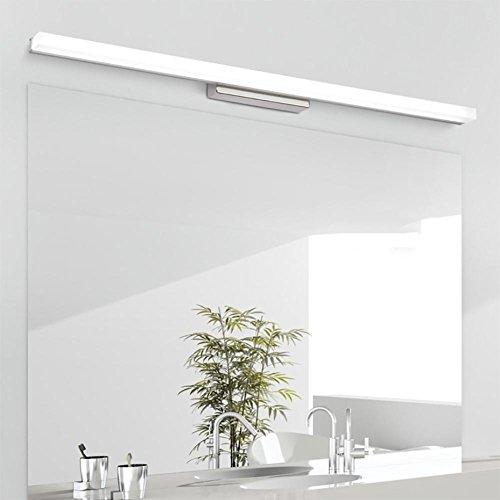 Baby Q Lámparas Espejo Cuarto Baño Espejo LED luz