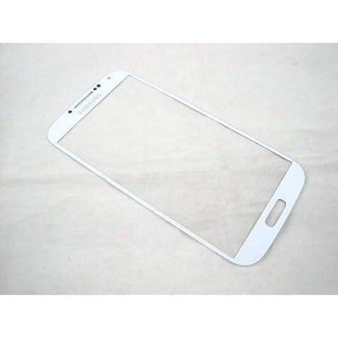 Parabrisas para Samsung Galaxy S4 i9500 i9505 + LTE en blanco