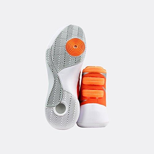 Hyperdunk 2015 della squadra di pallacanestro Scarpa nero / antracite / bianco / argento 8,5 M Us orange blaze/bright citrus/white/metallic silver