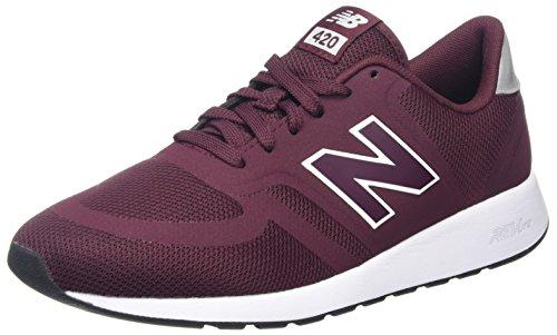 New Balance Mrl420v1 Sneaker Uomo Rosso Burgundy 46.5 EU o0b