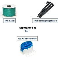 Kit-Riparazione XL + Viking iMow iKit Cavo Gancio Connettore riparazione Pacchetto Set - Trova i prezzi più bassi