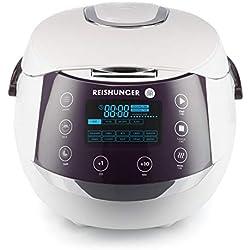 Reishunger - Hervidor de arroz/Arrocera Digital (1,5 l/860 W/220 V)