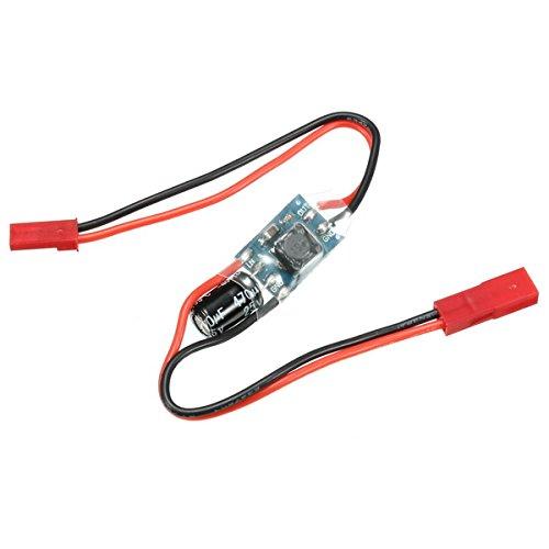 LaDicha 5X 3.3 V-25V Dc-Dc Lc Filter Netzteil Filtermodul Für Fpv Zur Eliminierung Von Video Ripple Interferenzen (Sound, Video, Motherboard)