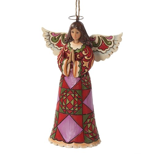 Heartwood Creek Engel Jim Shore Ornament Christmas Angel Weihnacht 4027783 -