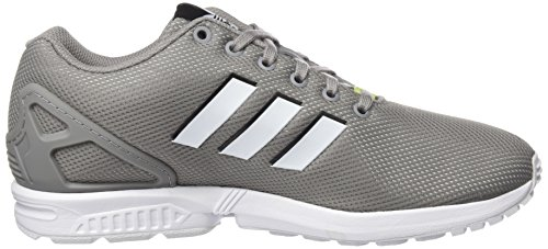Adidas Unisex Adulti Zx Flux Low Top Grigio (grigio)