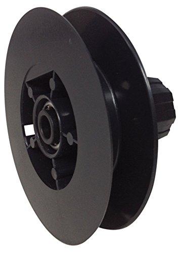 IUNCI 020.003 Disco de PVC, para persiana, con rodamiento incorporado.