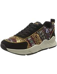 Desigual Shoes_Hydra_Exotic, Zapatillas para Mujer
