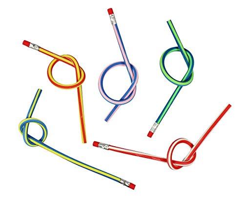 bomien-30-stuck-weich-flexibel-biegsam-magic-bleistifte-ideal-fur-kinder