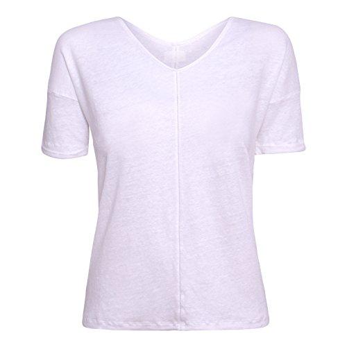 Blaumax -  T-shirt - Basic - Donna Bianco