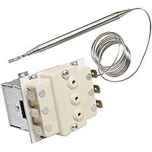 TS41 TH61 Lincat comercial freidora límite de alta seguridad Cut Out termostato ...