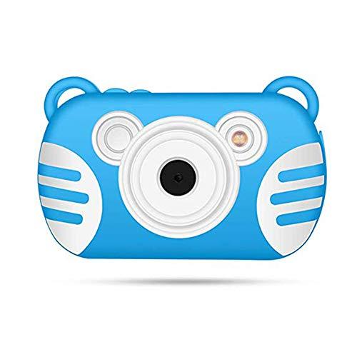 Xwly-DC Kinder Wasserdichte Kamera Selbstauslöser Kamera Videorecorder Camcorder 2,7-Zoll-LCD-Bildschirm, 8X Digital Zoom Flash Mic Mädchen/Jungen Zoom Lcd Flash