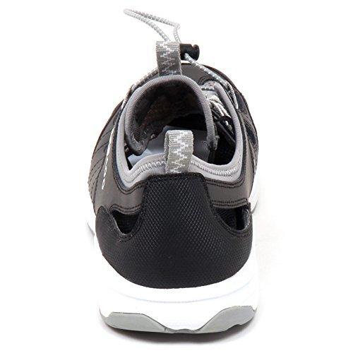 Sebago E0920 (Without Box) Sneaker Uomo Nero Cyphon Sea Fisherman Shoe Man Nero/Grigio