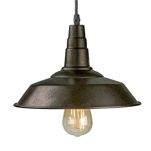 LED-BEAU Chandelier Nordic Minimalist Retro Wrought Iron Interior Ceiling Leuchtsteinfelste Lampe,C,36CM - 120v 36 Led-glühbirne