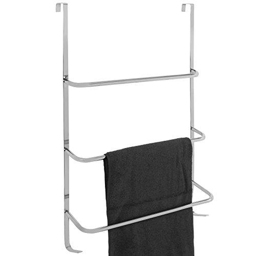 Aquamarin Porta asciugamani per bagno portasciugamani appendibile su ...