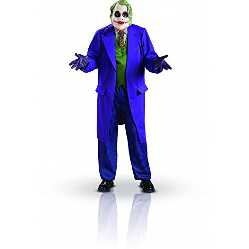 Generique Offizielles Joker-Kostüm Dark Night für Erwachsene M