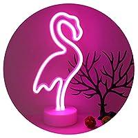 GUOCHENG Pedestal Light Neon Decor