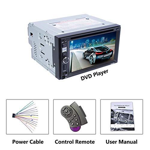 Universal DC12V Full HD1080P 6.2 pulgadas