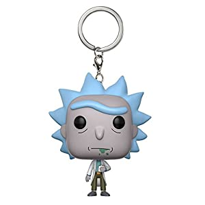 Funko Pop llavero Rick (Rick & Morty) Funko Pop Rick & Morty