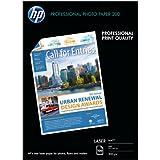 HP Professional Q6550A - Papel fotográfico mate (100 hojas, A4)
