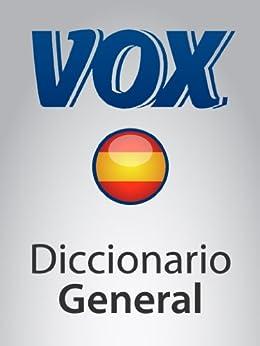 Diccionario General de la Lengua Española VOX (VOX dictionaries) de [Paragon Software Group]