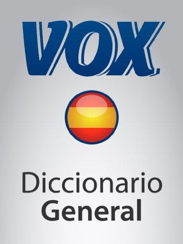 Diccionario General de la Lengua Española VOX (VOX dictionaries) por Paragon Software Group