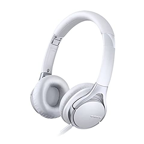 Sony MDR-10RCW Casque Traditionnel Filaire - Blanc
