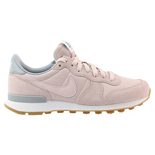 Nike Damen Wmns Internationalist Laufschuhe, Pink (Barely Rose/Barely Rose-Wolf Grey-White 612), 38 EU (Pink Nike Frauen Laufschuhe)
