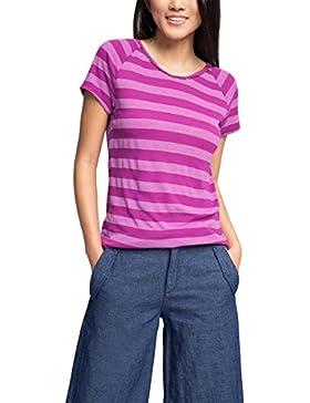 edc by Esprit RN SS Str SH - Camiseta Mujer
