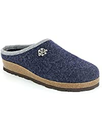 Sneakers blu con stringhe per bambino Viggami