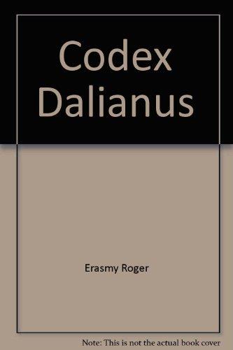 Codex Dalianus par Erasmy Roger