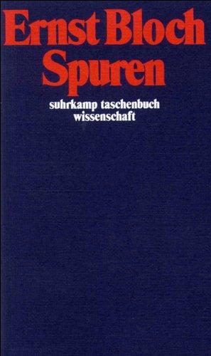 Gesamtausgabe in 16 Bänden. stw-Werkausgabe. Mit einem Ergänzungsband: Band 1: Spuren (suhrkamp taschenbuch wissenschaft)
