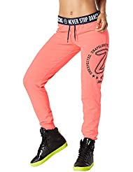 Zumba Fitness Skinny Sweatpants Bottoms
