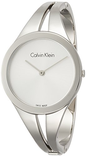 Calvin Klein Women's Analogue Quartz Watch with Stainless Steel Strap K7W2S116
