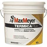 TERMICA Plus Max Meyer Pittura murale Anticondensa, Antimuffa Termoisolante 10 lt