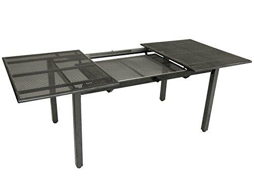 mobili da giardino metallo