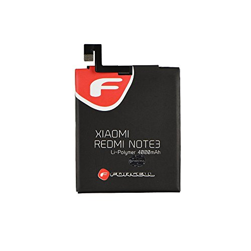 Batería Forcell Compatible Xiaomi Redmi Note 3 4000mAh