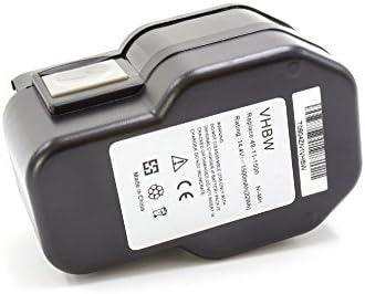 Vhbw Vhbw Vhbw NiMH batteria 1500mAh (14.4V) per strumenti attrezzi utensili da lavoro come Milwaukee 0511-21, 0512-21, 0512-25, 0513-20, 0513-21, 0514-20   una vasta gamma di prodotti    moderno    Sulla Vendita  325a19