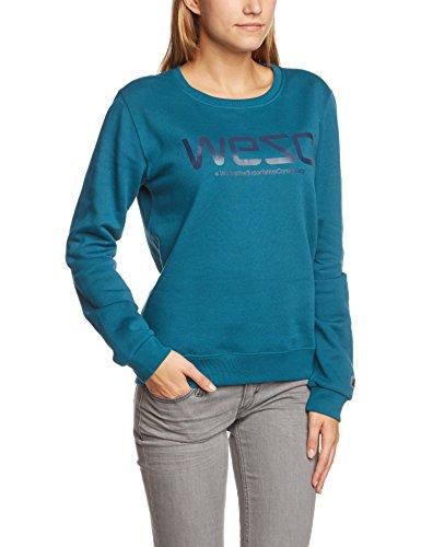 Puma sweat-shirt pour femme Bleu - bleu