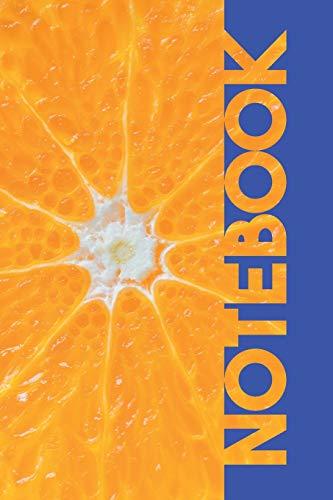 Notebook: Mandarin Orange Pretty Composition Book for Rutaceae Fans -