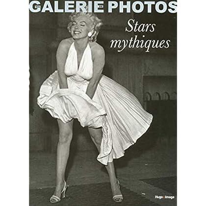 Coffret ma galerie de photos stars mythiques