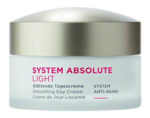 Annemarie Börlind System Absolute femme/women, Anti Aging Day Cream Light, 1er Pack (1 x 50 ml)