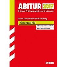 Abiturprüfung Baden-Württemberg - Geographie