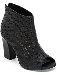 1fd5b8f53 Amazon.es  sin - Botas   Zapatos para mujer  Zapatos y complementos