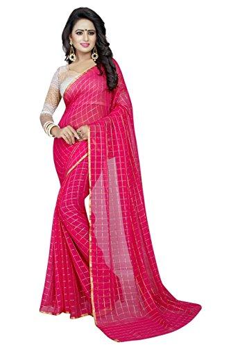 Saree(Harikrishnavilla Saree For Women Party Wear Half Multi Colour Printed Sarees Offer...