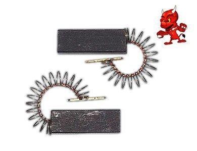 Spazzole carbone kampfhausen per Bosch WFCX 2467, WFD 1060, 1260 WFD
