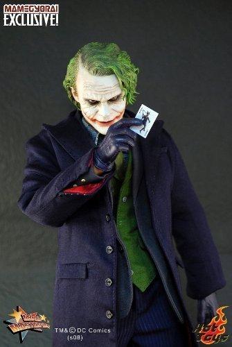 Batman: The Dark Knight - 1/6 Scale Movie Masterpiece Joker (japan import)