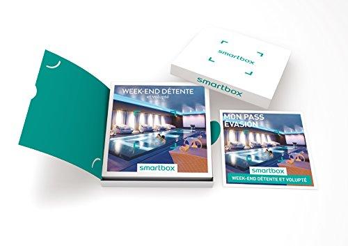 Idee Cadeau 1 An De Couple.Smartbox Coffret Cadeau Homme Femme Couple Week End Detente Et Volupte Idee Cadeau 295 Sejours 1 Nuit 1 Petit Dejeuner 1 Soin Ou 1 Acces