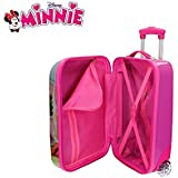 MWS3055 4751151 Trolley de mano en ABS de Minnie Mouse 48x30x18 cm