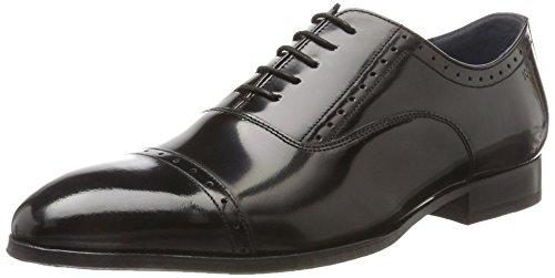 Joop! Psylos Kleitos Oxford Lfu, Chaussures à Lacets Homme Schwarz (Black)